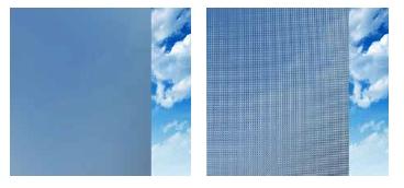 dekorativní skla stropního difuzoru světlovodu