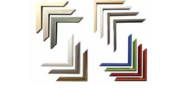 rámečky stropního difuzoru světlovodu